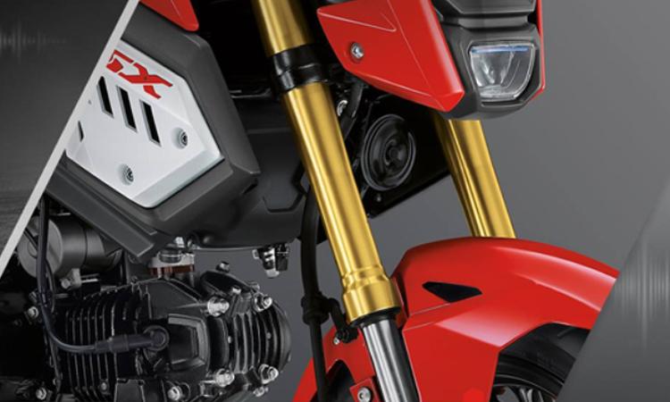 โชคหน้า Honda MSX125SF