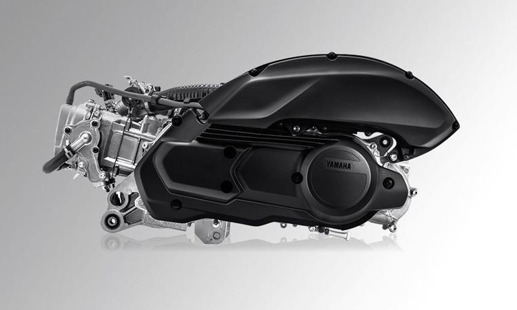 เครื่องยนต์ Yamaha Nmax 155