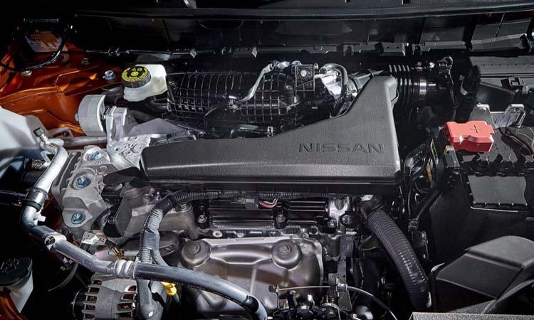 เครื่องยนต์ Nissan X-Trail
