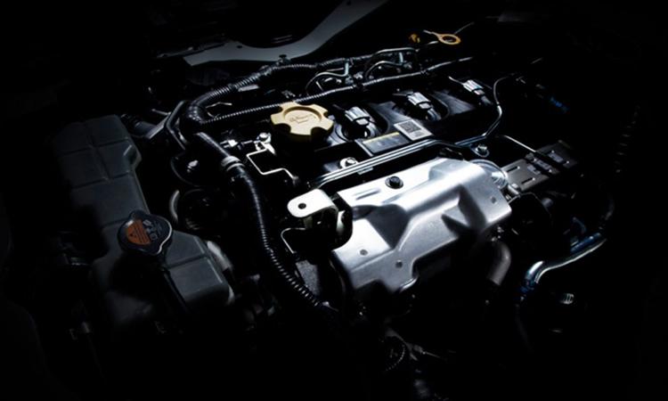 เครื่องยนต์ Nissan Urvan