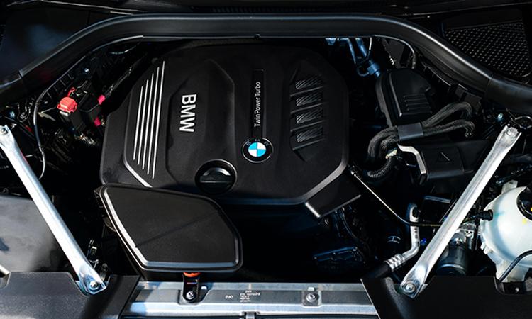 เครื่องยนต์ BMW X3