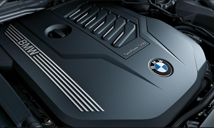 เครื่องยนต์ BMW X7 M50d