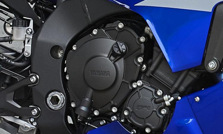 เครื่องยนต์ Yamaha YZF-R1