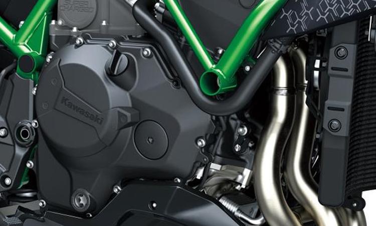 เครื่อมงยนต์ Kawasaki Z H2