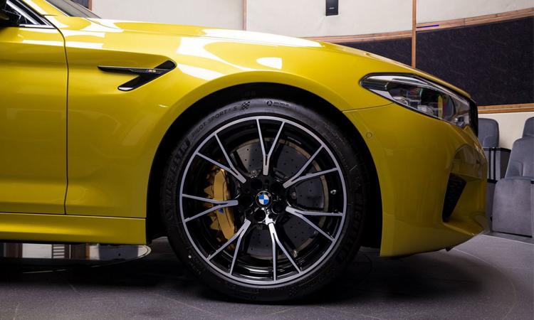 ดีไซน์ล้อ BMW M5 Competition