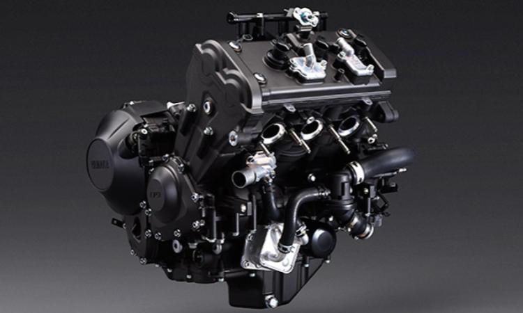 เครื่องยนต์ Yamaha Niken