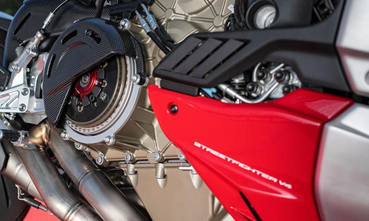 เครื่องยนต์ Ducati Streetfighter V4