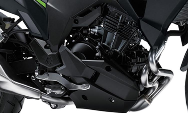 เครื่องยนต์ Kawasaki Versys-X 300