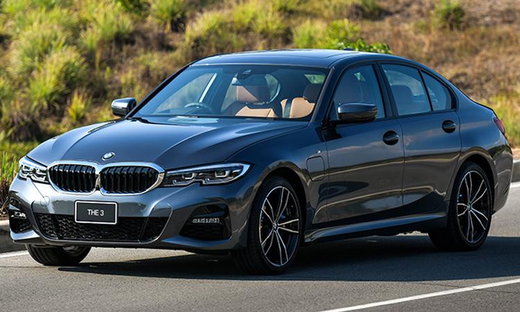 ระบบความปลอดภัย BMW 330e M Sport (Plug-in Hybrid)