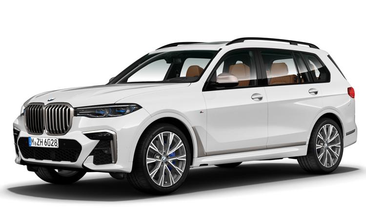 ราคา ตารางผ่อนดาวน์ BMW X7 M50d