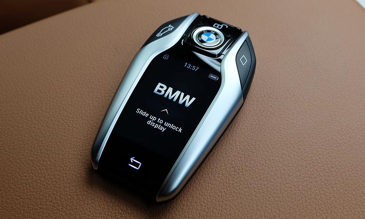 กุญแจ BMW X3