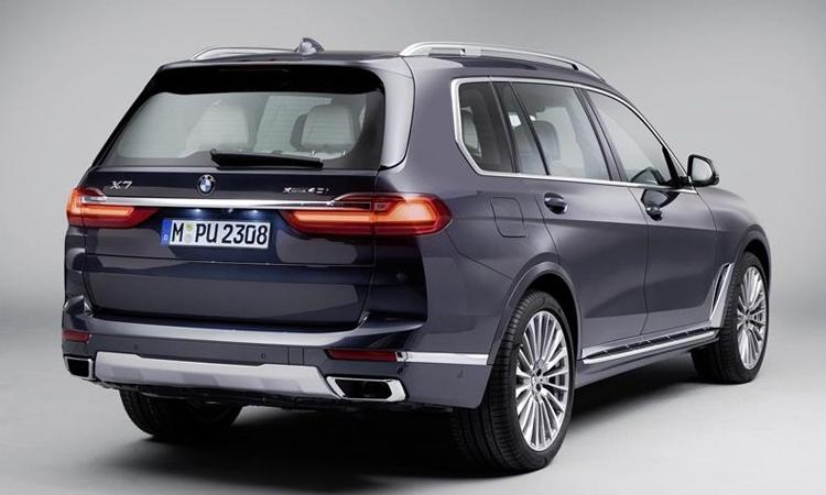 ระบบความปลอดภัย BMW X7