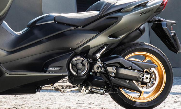 เครื่องยนต์ Yamaha TMAX 560