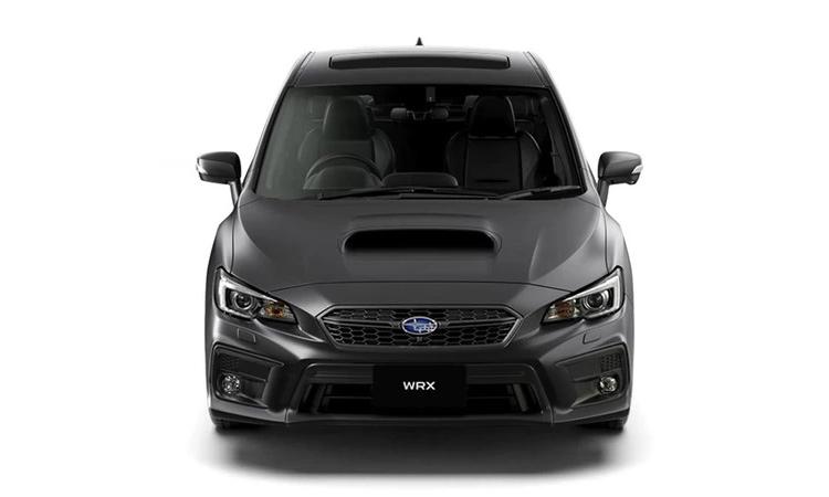 ดีไซน์ภายนอก Subaru WRX