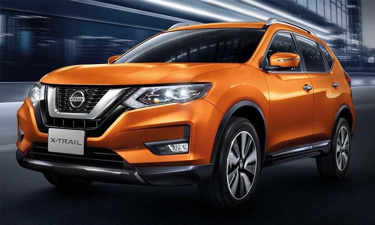 ดีไซน์ Nissan X-Trail