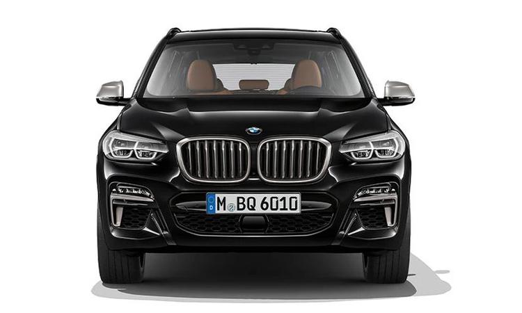 กระจังหน้า BMW X3