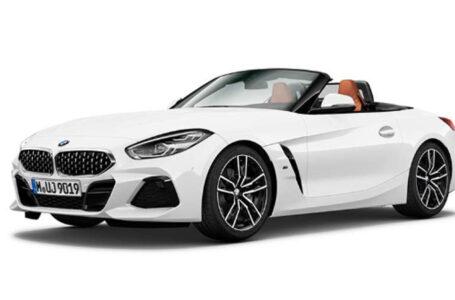 ราคา ตารางผ่อนดาวน์ BMW Z4 ปี 2019-2020