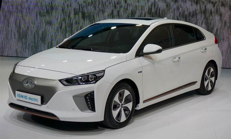 Hyundai Ionig Electric