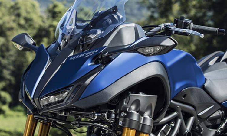 ดีไซน์ Yamaha Niken