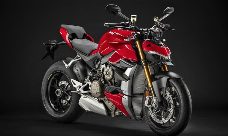 ดีไซน์ Ducati Streetfighter V4