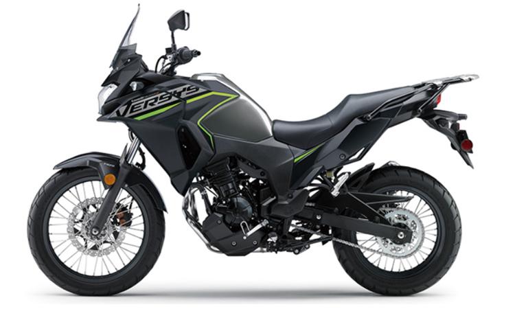 ดีไซน์ Kawasaki Versys-X 300