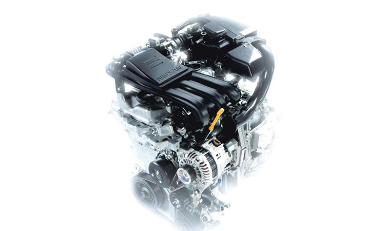 เครื่องยนต์ Nissan NOTE N-Sport Package