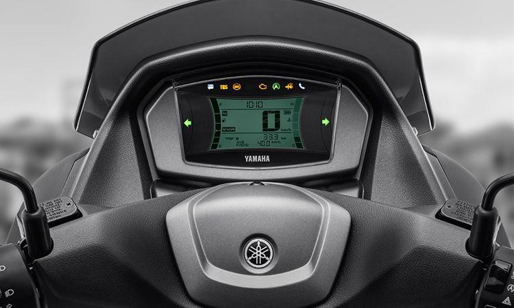 เรือนไมล์ Yamaha Nmax 155