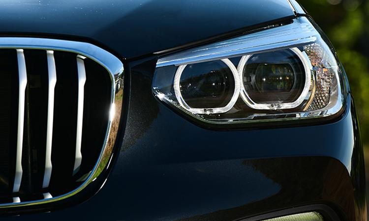 ไฟหน้า BMW X3