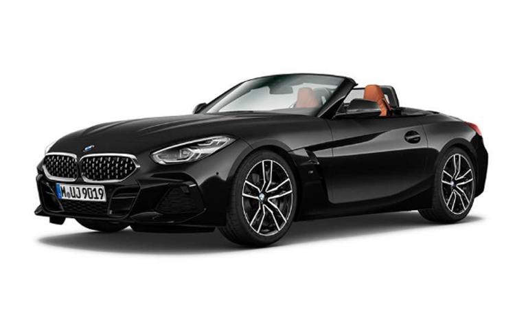 BMW Z4 สีดำ