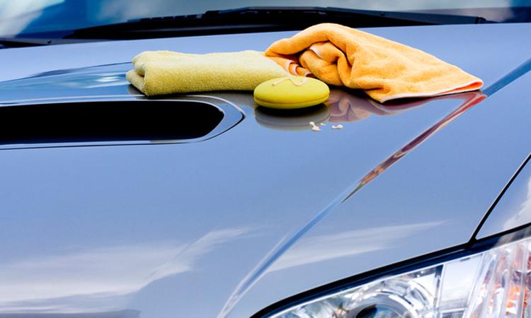 เคลือบสีรถ
