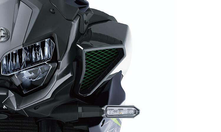 ไฟหน้า Kawasaki Z H2