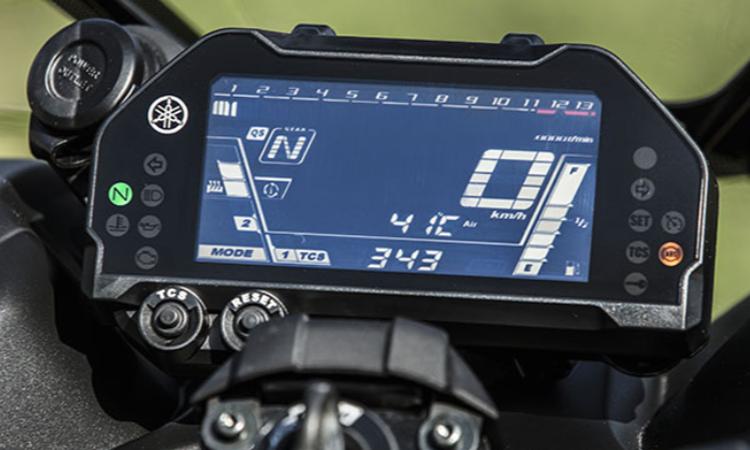 เรือนไมล์ Yamaha Niken
