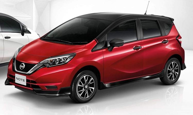 ดีไซน์ Nissan NOTE N-Sport Package
