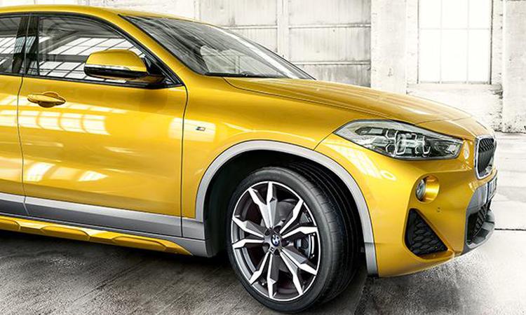 ซุ้มล้อ BMW X2