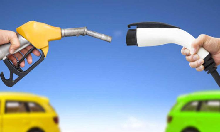รถยนต์พลังงานไฟฟ้า ที่ประหยัดค่าใช้จ่าย