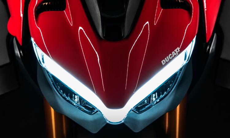 ไฟหน้า Ducati Streetfighter V4