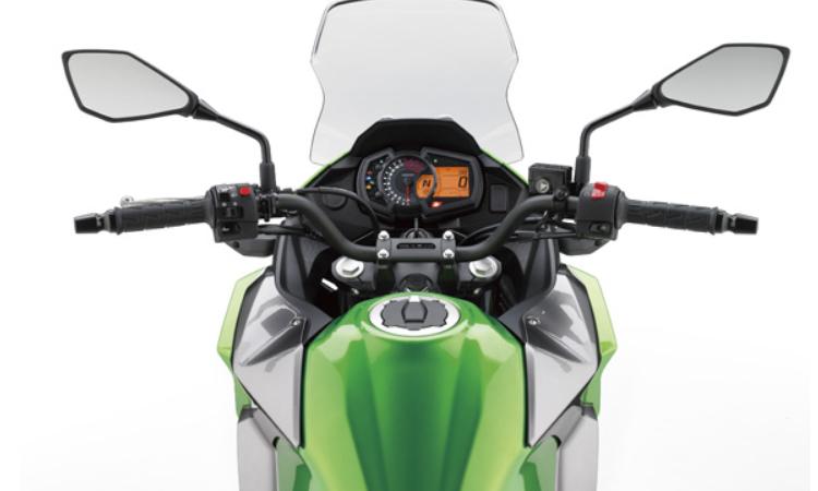 ถังน้ำมัน Kawasaki Versys-X 300