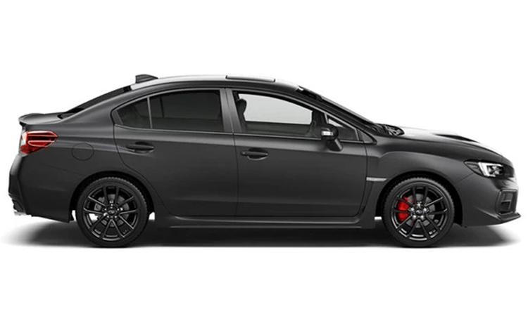ดีไซน์รอบคัน Subaru WRX
