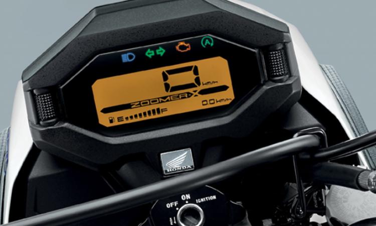 เรือนไมล์ Honda Zoomer-X