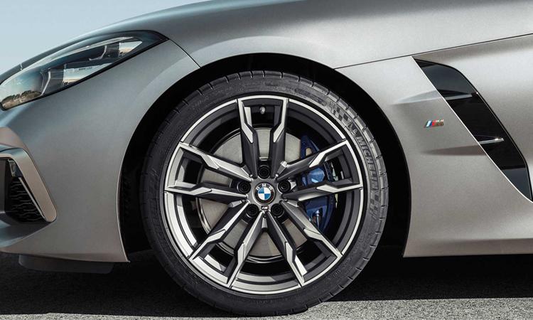 ล้อแม็ก BMW Z4
