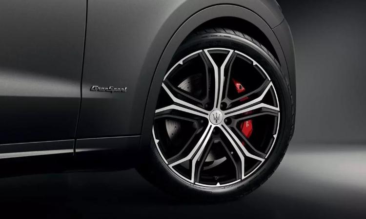 ล้อแม็ก Maserati Levante รุ่น Grigio Matte Edition