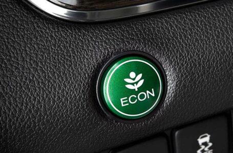 ปุ่ม ECON มีความสำคัญอย่างไร ควรใช้เมื่อไหร่ และมีประโยชน์อย่างไร