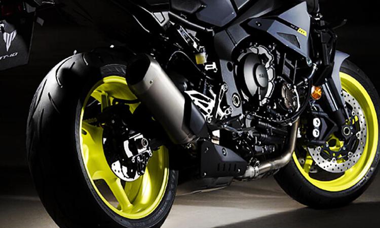 ดีไซน์ Yamaha MT-10