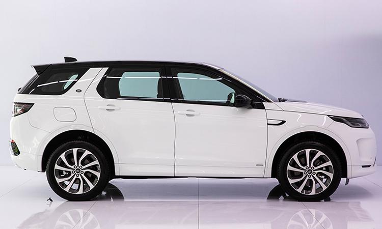 ดีไซน์ Land Rover DISCOVERY Sport