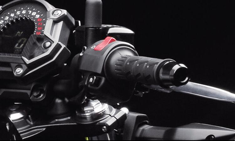 แฮน Kawasaki Z650 ABS