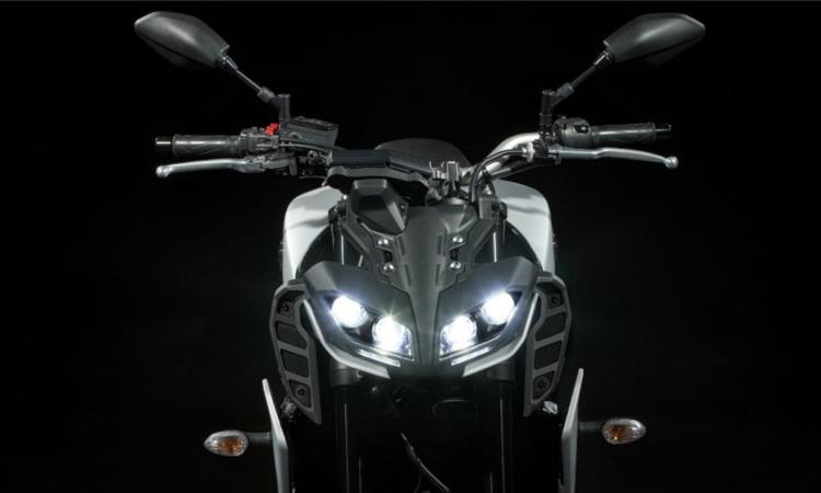 ไฟหน้า Yamaha MT-09