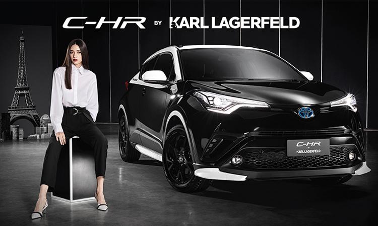 Toyota C-HR KARL LAGERFELD Hybrid High
