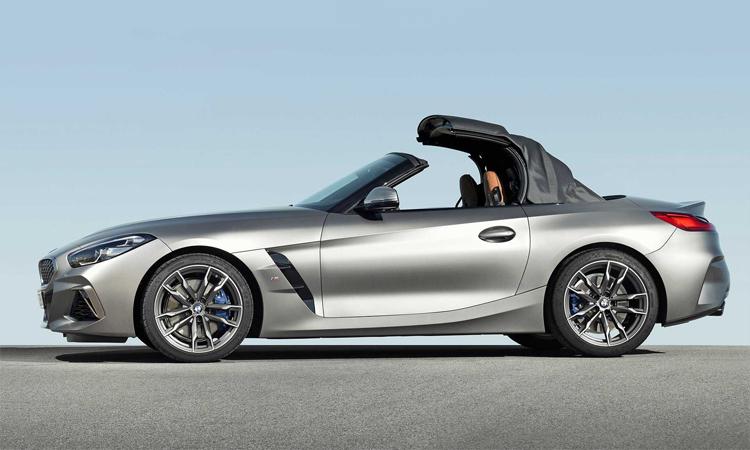 ีไซน์ BMW Z4