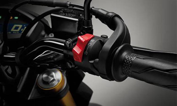 แฮน Yamaha M-SLAZ