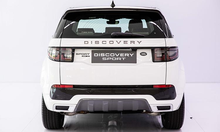 ด้านหลัง Land Rover DISCOVERY Sport